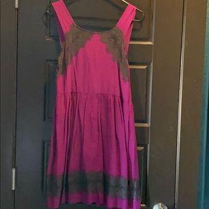Free People Dresses - Boho skater dress